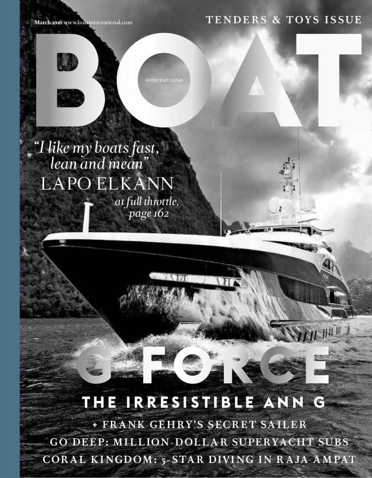 Boat International-Equilibrium