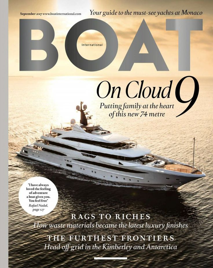 Boat International-Sunset