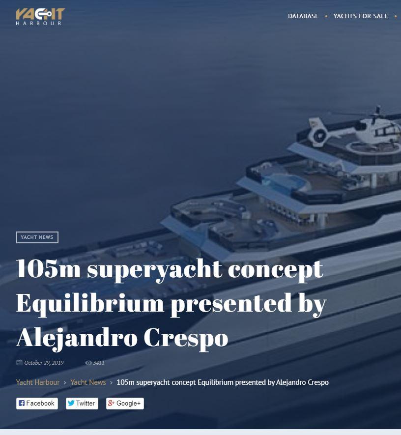 Yacht harbour- Equilibrium